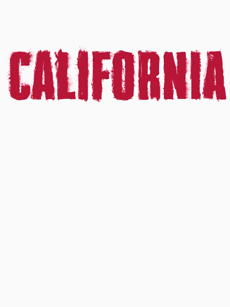 California Distressed Style by Chocodole