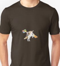 Ninja Cat Unicorn Unisex T-Shirt