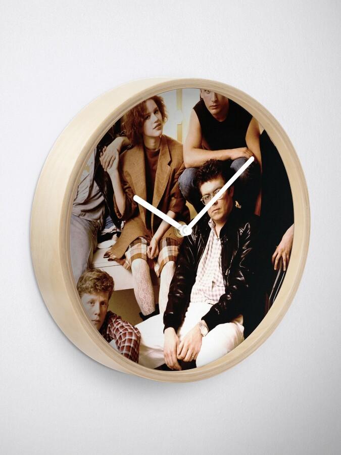Alternative Ansicht von der Frühstücksclub Promo Schuss Uhr