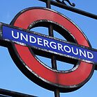 London Underground by AmishElectricCo