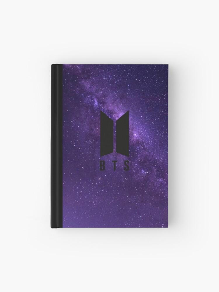 Bts Logo Purple Galaxy Logo Keren