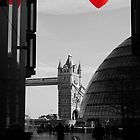 Heart of London by AmishElectricCo