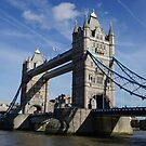 Tower Bridge by AmishElectricCo