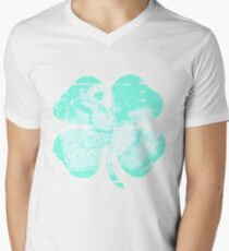 Camiseta de cuello en V Drinking Day, Irish Livers Matter T-Shirt, St Patrick's Day T-Shirt