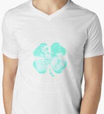 Camiseta de cuello en V Quiet, Liver. You're Fine T-Shirt, St Patrick's Day T-Shirt