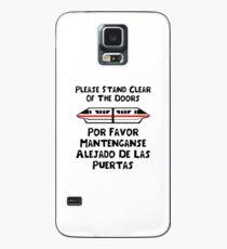 Funda/vinilo para Samsung Galaxy Monocarril