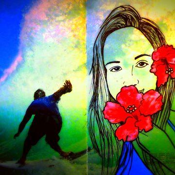 Hawaiian Girl by BillyLee