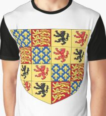 Hainault coat of arms, Coat of arms, arms, crest, blazon, cognizance, childrensfun, purim, costume Graphic T-Shirt