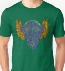 Funky Alien Unisex T-Shirt