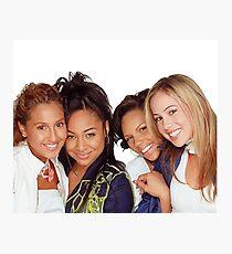 "Lámina fotográfica The Cheetah Girls ""Together"" 2003"