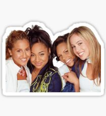"Pegatina The Cheetah Girls ""Together"" 2003"