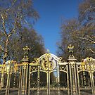 Canada Gate (London) by AmishElectricCo