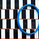 Blue ellipse by Peter Hammer