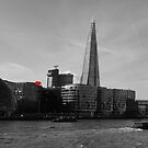 Shard of London by AmishElectricCo