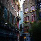 London Alley by AmishElectricCo