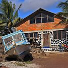 Casa de Galápagos by Sue  Cullumber