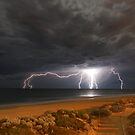 Lightning Strikes by Jarrod Sierociak