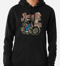 Rockabilly lives forever Pullover Hoodie