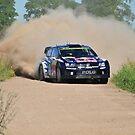 Rally Poland - Jari-Matti Latvala by Jarrod Sierociak