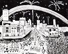 Happy Mardi Gras! by John Douglas