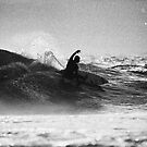 Iconic Indo Surfer by visualspectrum