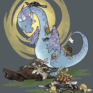 Hoard of turtles 2 by ArryDesign