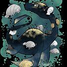 Schatz von Isopoden von ArryDesign