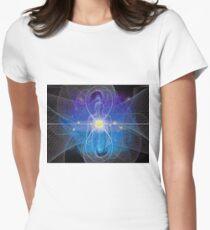 Physical Body and Spiritual Body, Costumeparty, purimparty, halloweencostume, beautifulgirl , kidsfashion, Esther, Ahasuerus, Mordecai Women's Fitted T-Shirt