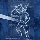 Full Armor of God - Warrior 4 by Patricia Howitt
