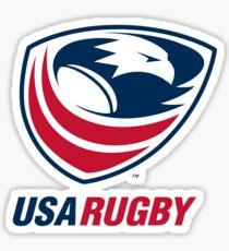 USA Rugby Sticker