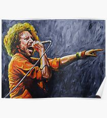Zac De La Rocha - Rage against the machine Poster