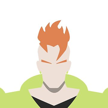 Android 16 Vector by flashkill455