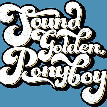 Sound Golden... by PonyboyGoldnSnd