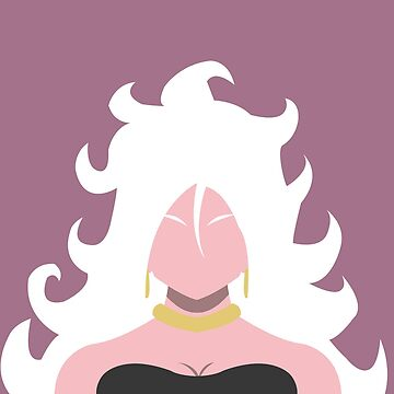 Android 21 Vector by flashkill455