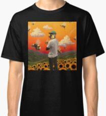 Camiseta clásica Chico Flores