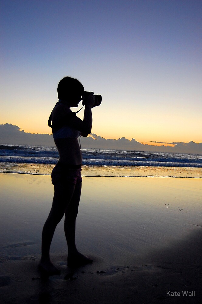 The Photographer by Kate Wall