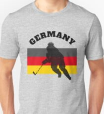 Eishockey Germany GO Shirt! Olympische Winterspiele Südkorea!  Unisex T-Shirt