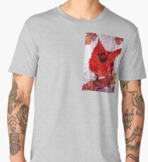 Bird on a Wall 2 Men's Premium T-Shirt