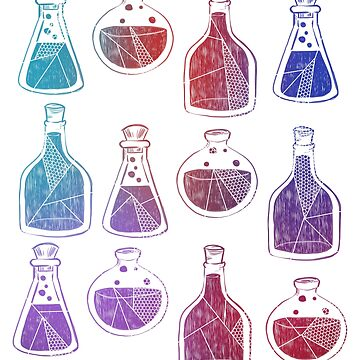 chose your magic potion! by KanaHyde