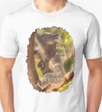 Koala & Cub - MAD About Western Australia T-Shirt