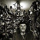 The Antique Dealer by Zoltan Madacsi