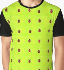Ladybird march  Graphic T-Shirt