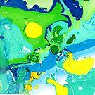Gulf Waves by Rosie Brown