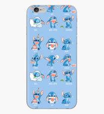 Stitch Emoticon! iPhone-Hülle & Cover