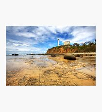 Low Tide-1292 Photographic Print