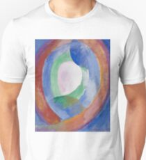 Robert Delaunay Abstract Painting Unisex T-Shirt