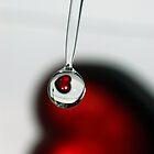 Drop of love. by Angelique Brunas