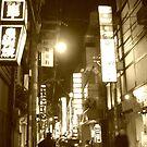 Osaka by Lynn  Gettman
