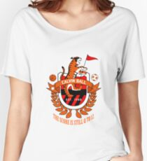 Calvin jembuk Women's Relaxed Fit T-Shirt