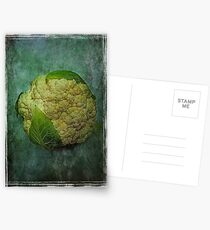Cauliflower Postcards